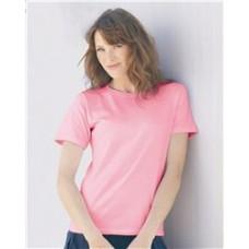 Hanes - Ladies' ComfortSoft T-Shirt - 5680