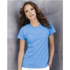 Gildan - Missy Fit Heavy Cotton Short Sleeve T-Shirt - 5000L